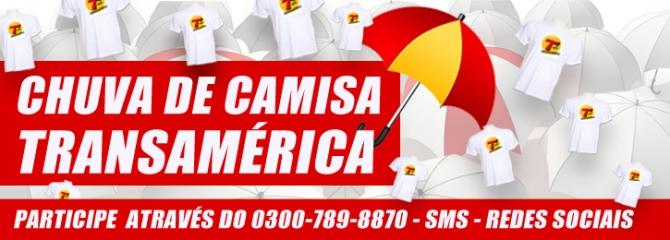 PROMO CHUVA DE CAMISA TRANSAMERICA (Edit)